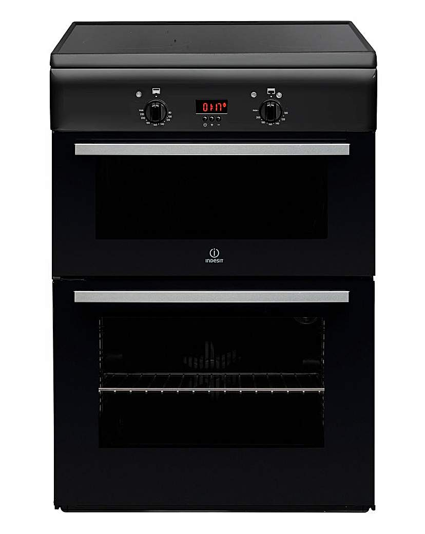Indesit 60cm Electric Cooker Hob Install