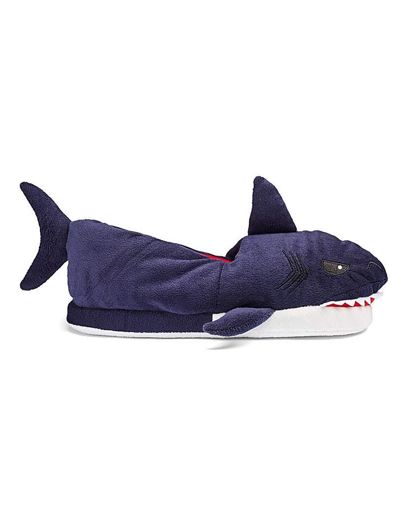 Novelty Shark Slipper