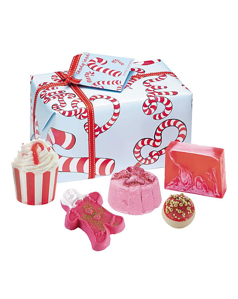 Bomb Cosmetics Candy Land Gift Set
