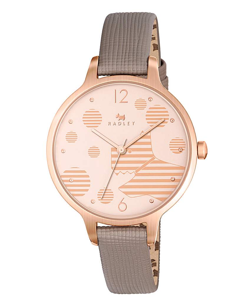 Radley Ladies Ormond Leather Strap Watch