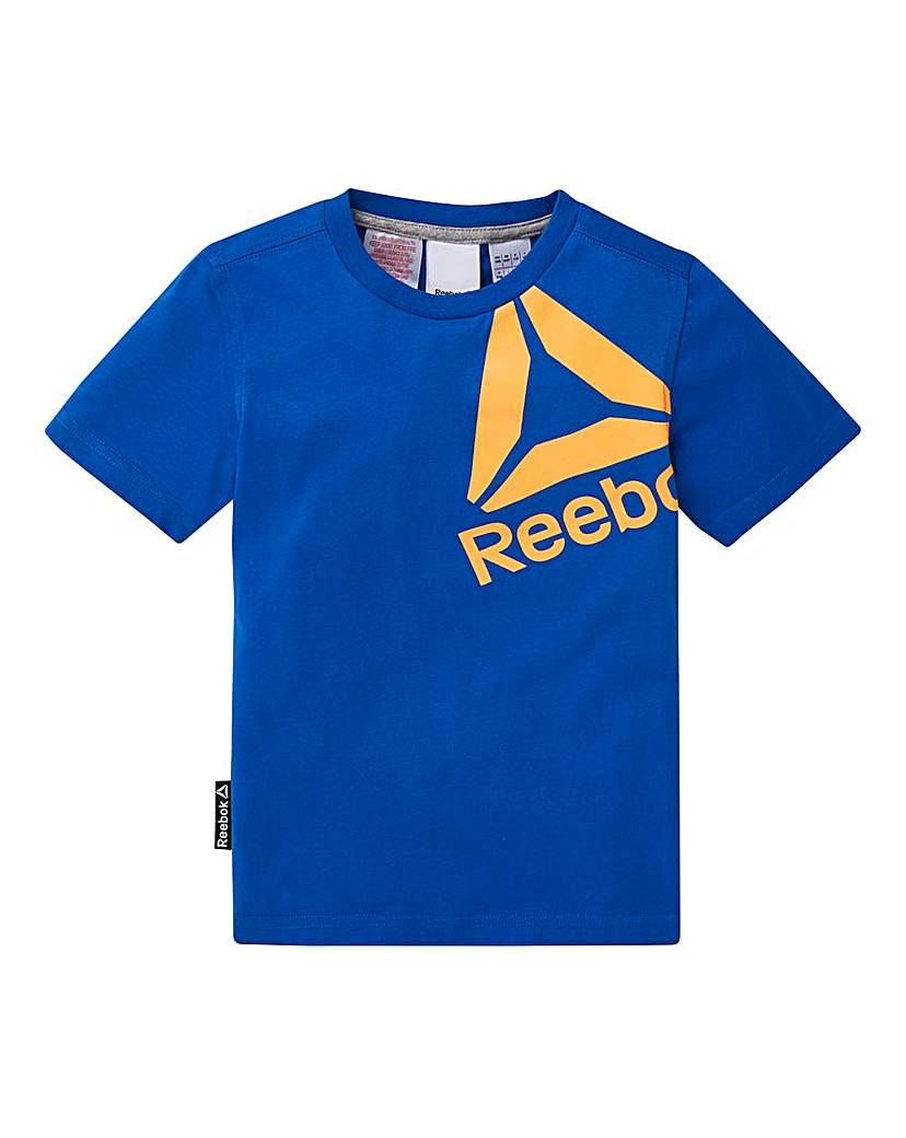 Image of Reebok Boys Delta Graphic T-Shirt