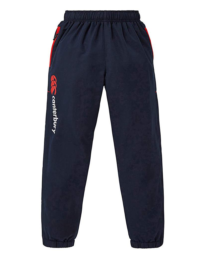 Image of Canterbury Boys Tapered Cuff Woven Pants