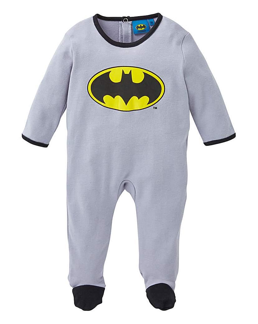 Batman Baby Sleepsuit