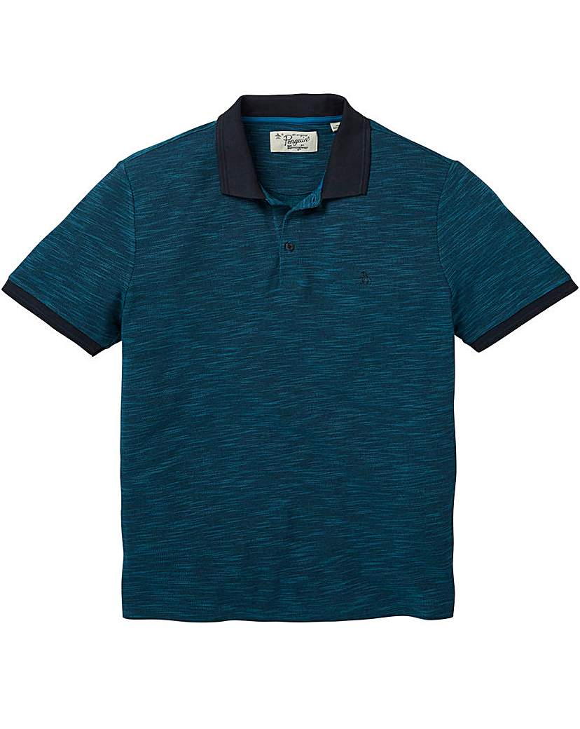 Original Penguin Space Dye Winston Polo