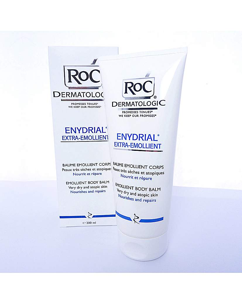 ROC Enydrial Extra Emollient Balm 200ml