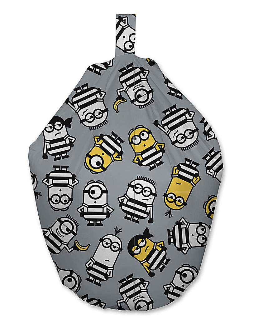 Image of Despicable Me Minions Jailbird Beanbag