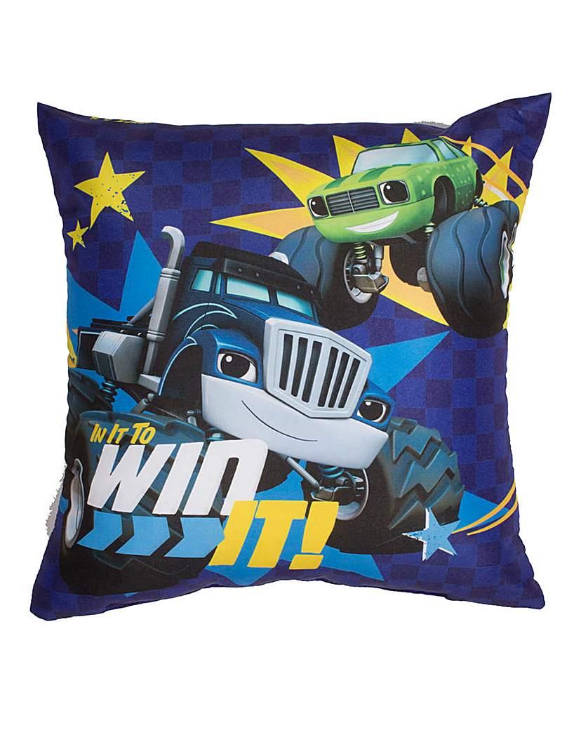 Image of Blaze Zoom Square Cushion