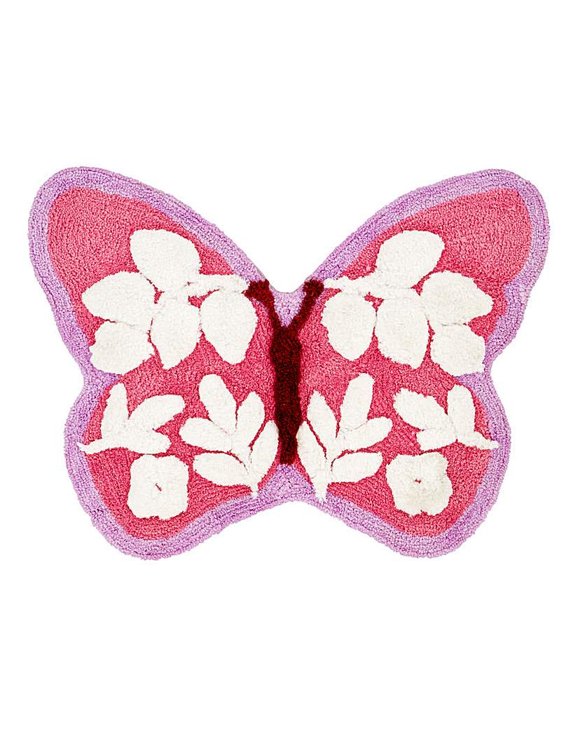 Image of Butterfly Rug