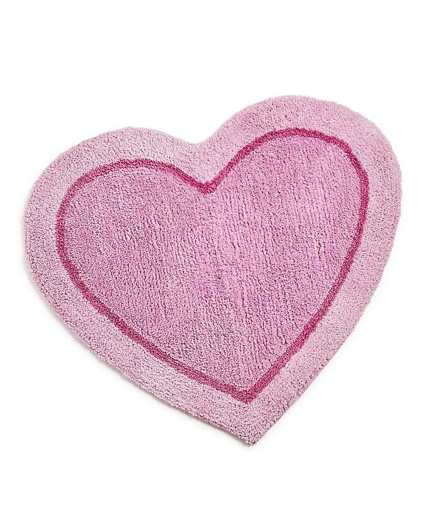 Image of Heart Rug