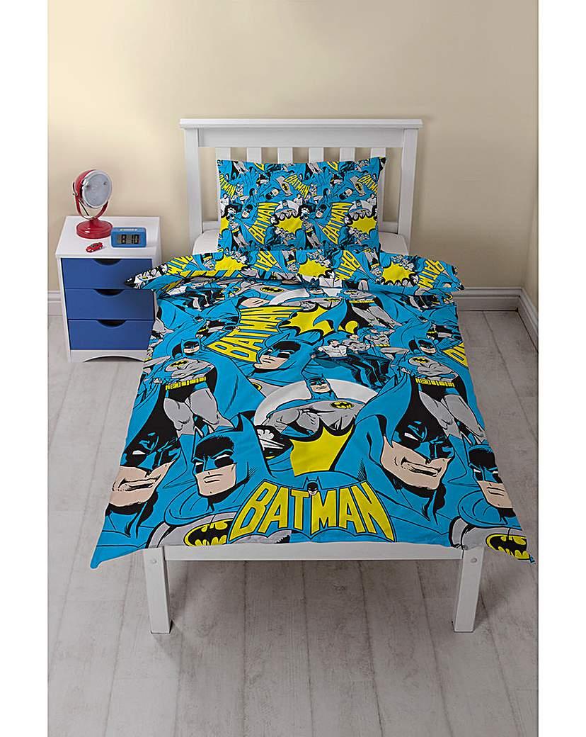 Image of Batman Justice League Rotary Duvet