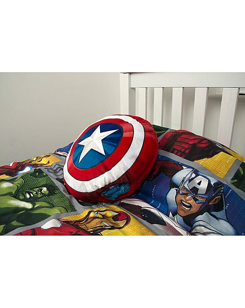 Image of Marvel Avengers Strike Panel PJ Cushion
