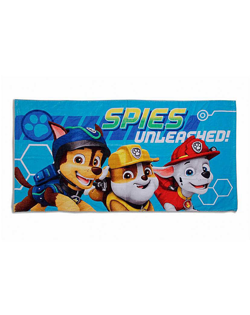Image of Paw Patrol Spy Towel