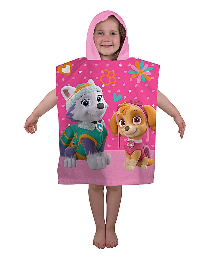 Image of Paw Patrol Forever Poncho
