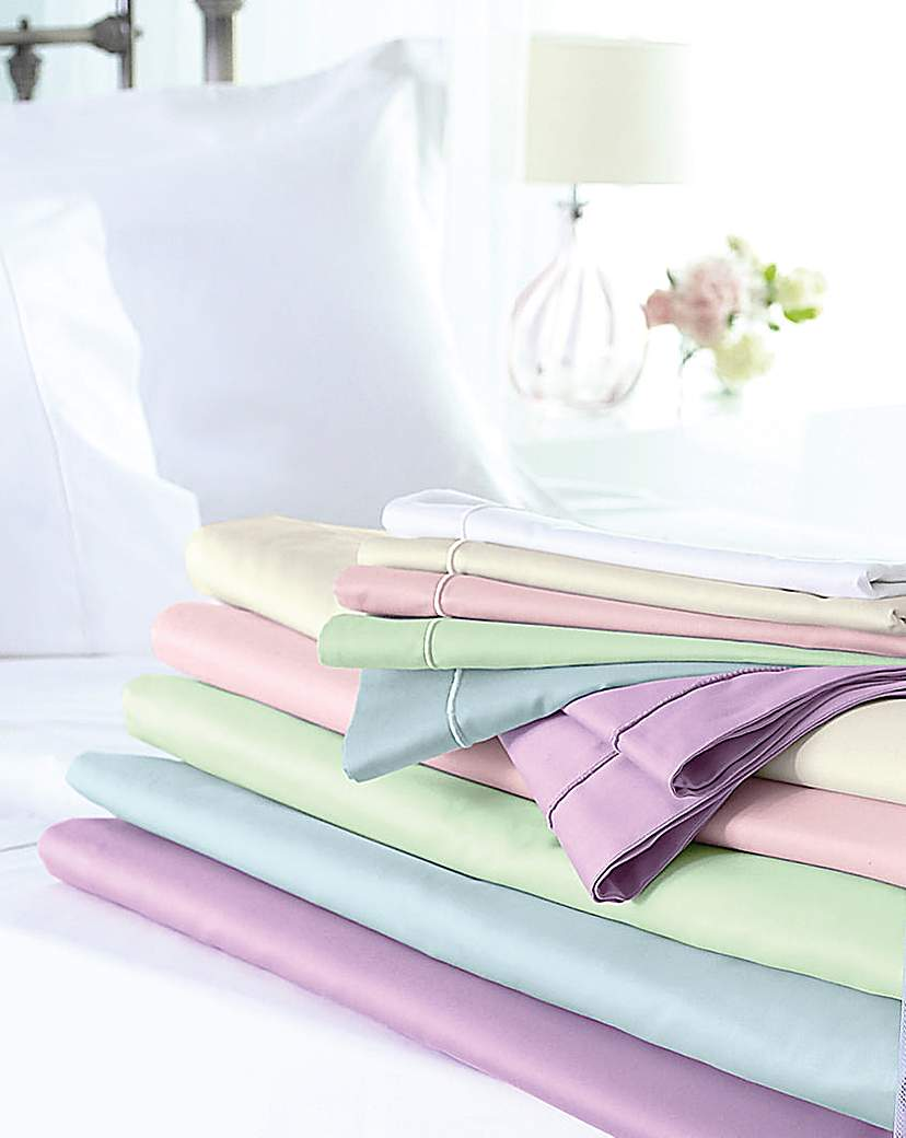 Image of 400 TC Sateen Housewife Pillowcases