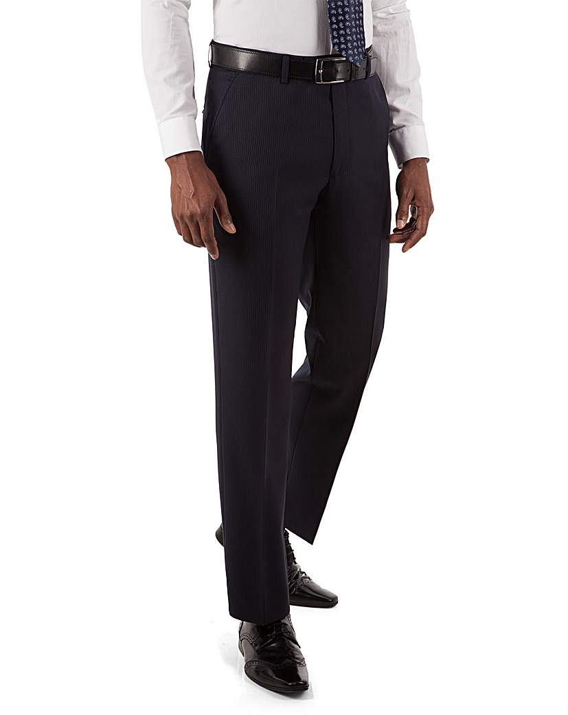 Pierre Cardin Herringbone Stripe Trouser
