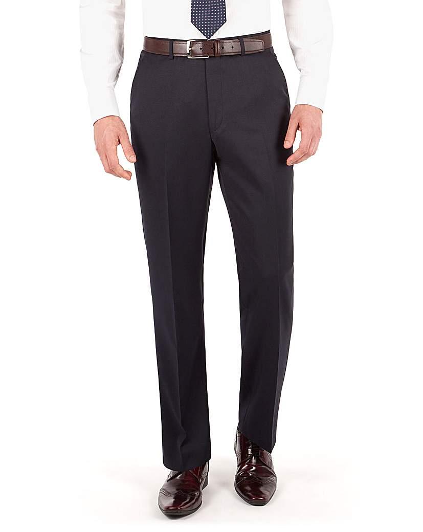 Pierre Cardin Navy Twill Trousers