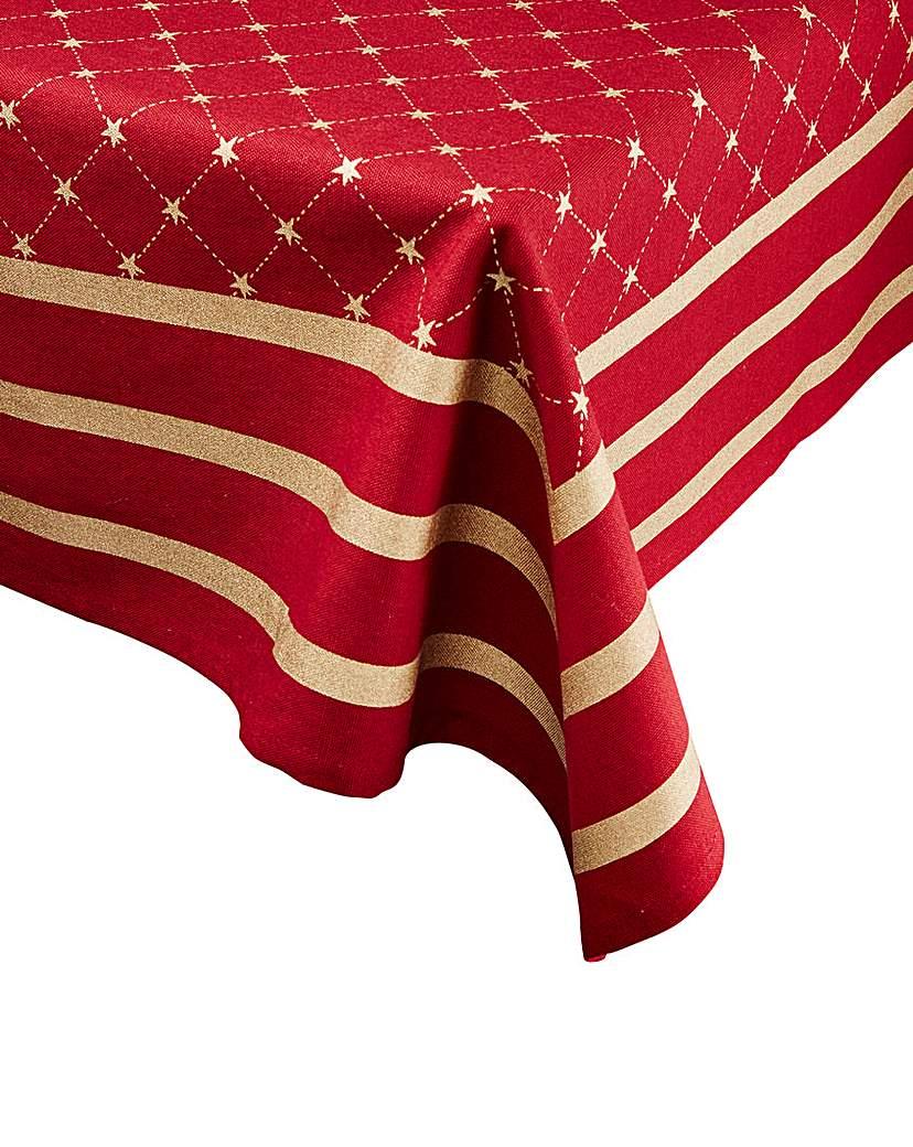 Stars Table Cloth