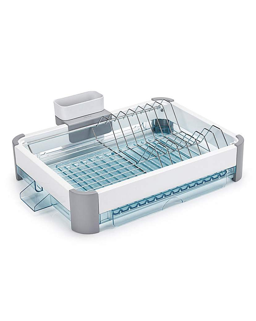 New Fashion Red  Tier Dish Drying Rack Stainless Steel