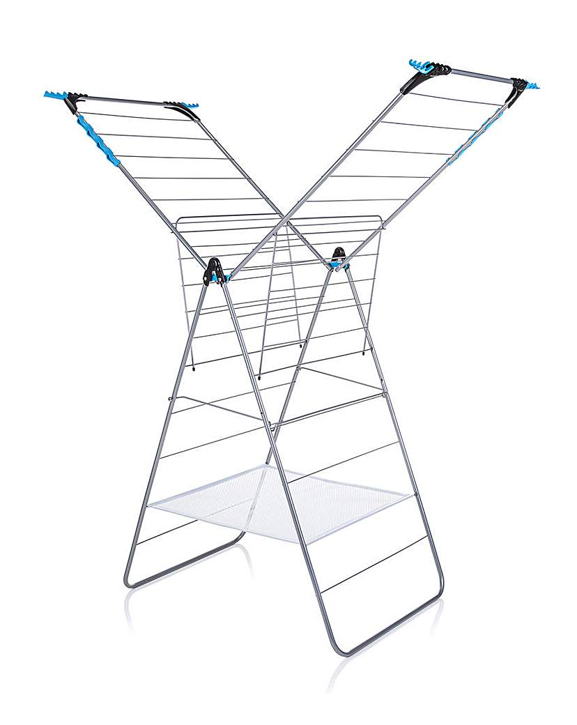 Product photo of Minky extra wing clothes airer
