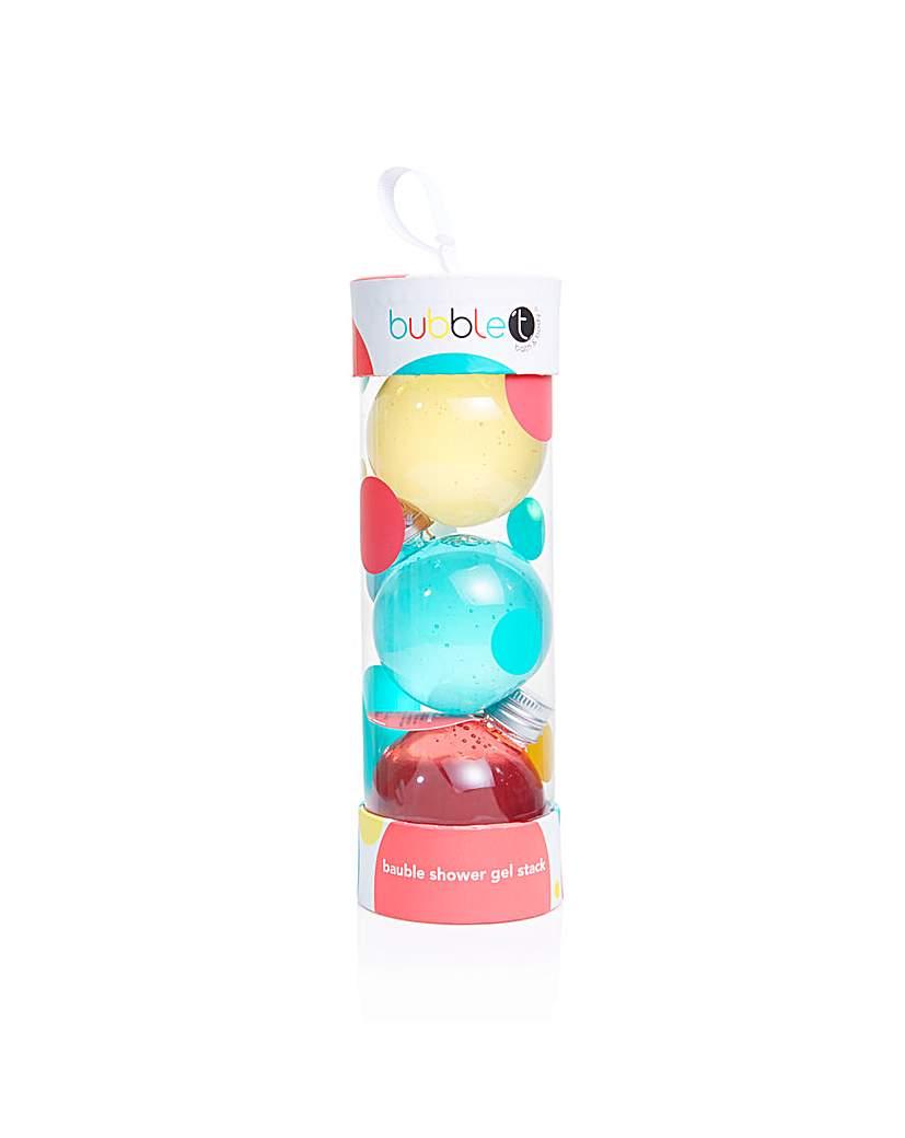 Bubble T Shower Stack Bauble Set