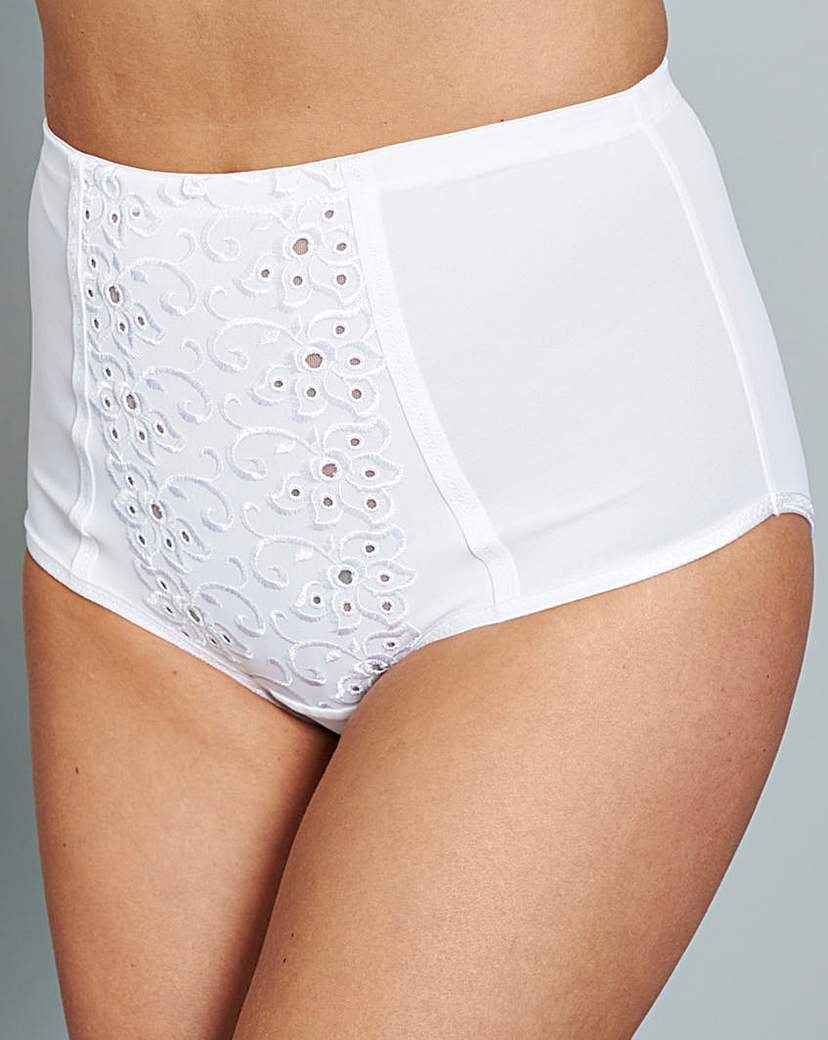 Image of 2 Pack Rose Control Full Fit Briefs