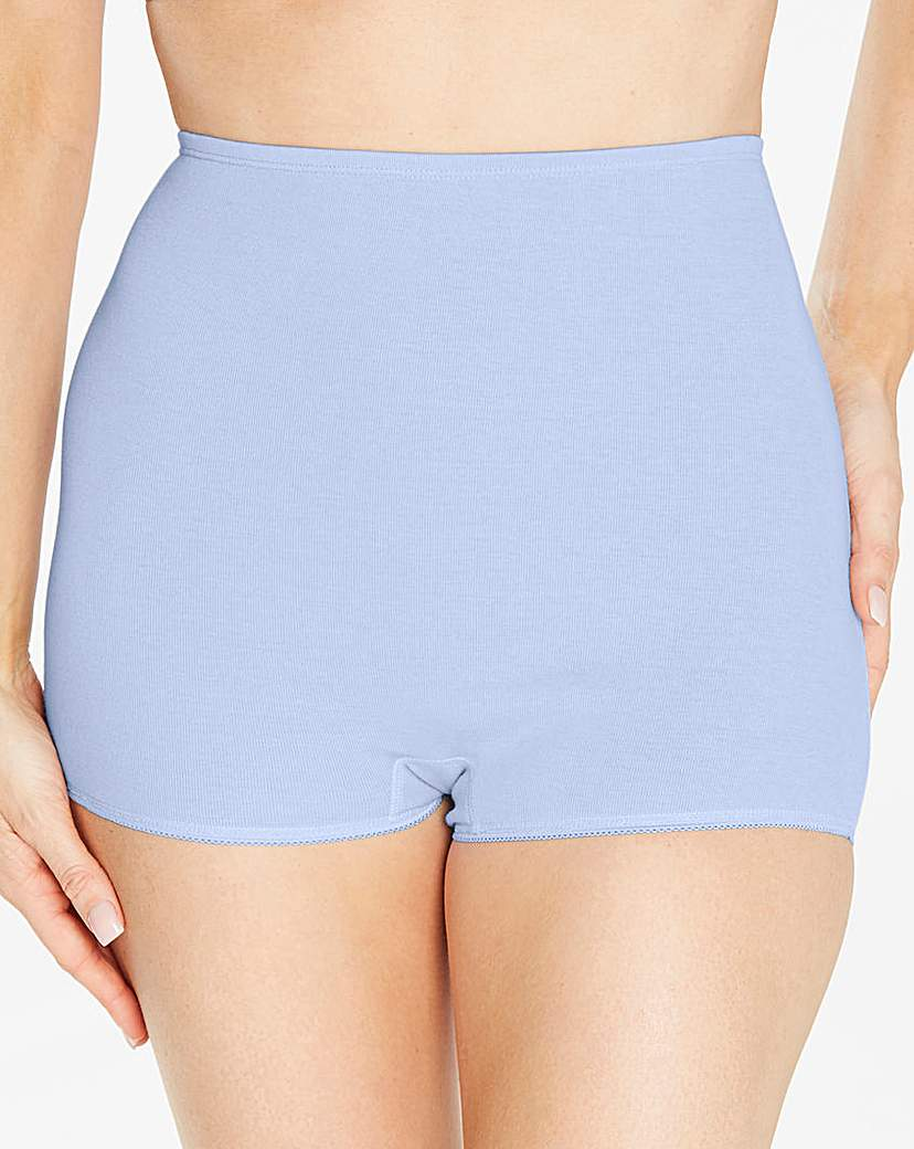 Image of 5 Pack Cotton Comfort Pastels Shorts