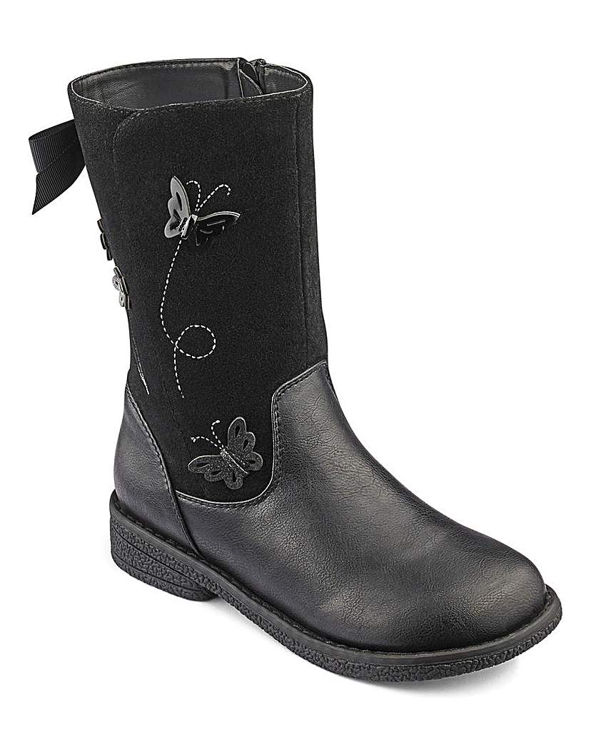 KD Girls Butterfly Boots.