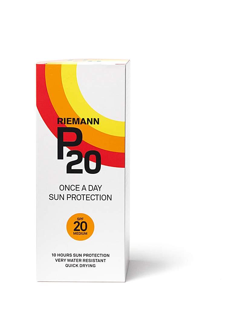 P20 SPF20 Sun Protection Lotion