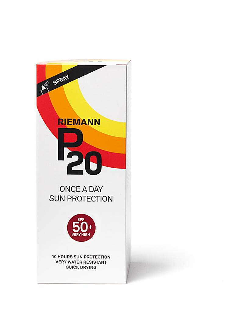 P20 SPF50+ Sun Protection Spray