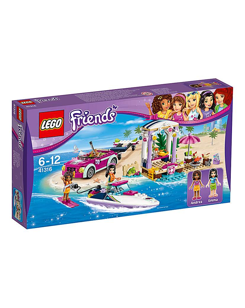 LEGO Friends Summer Andrea's Speedboat