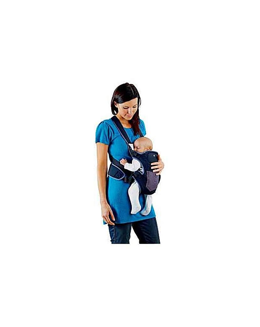 Image of BabyStart 2-Way Baby Carrier.