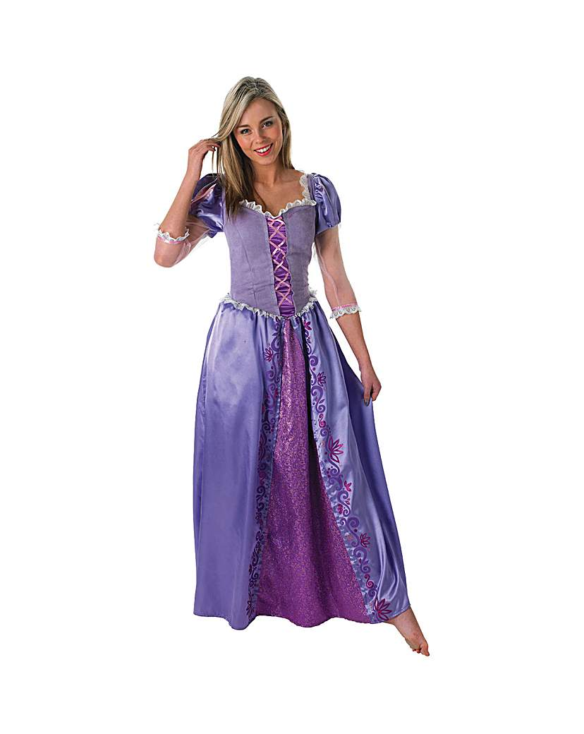 Ladies Disney Rapunzel Costume