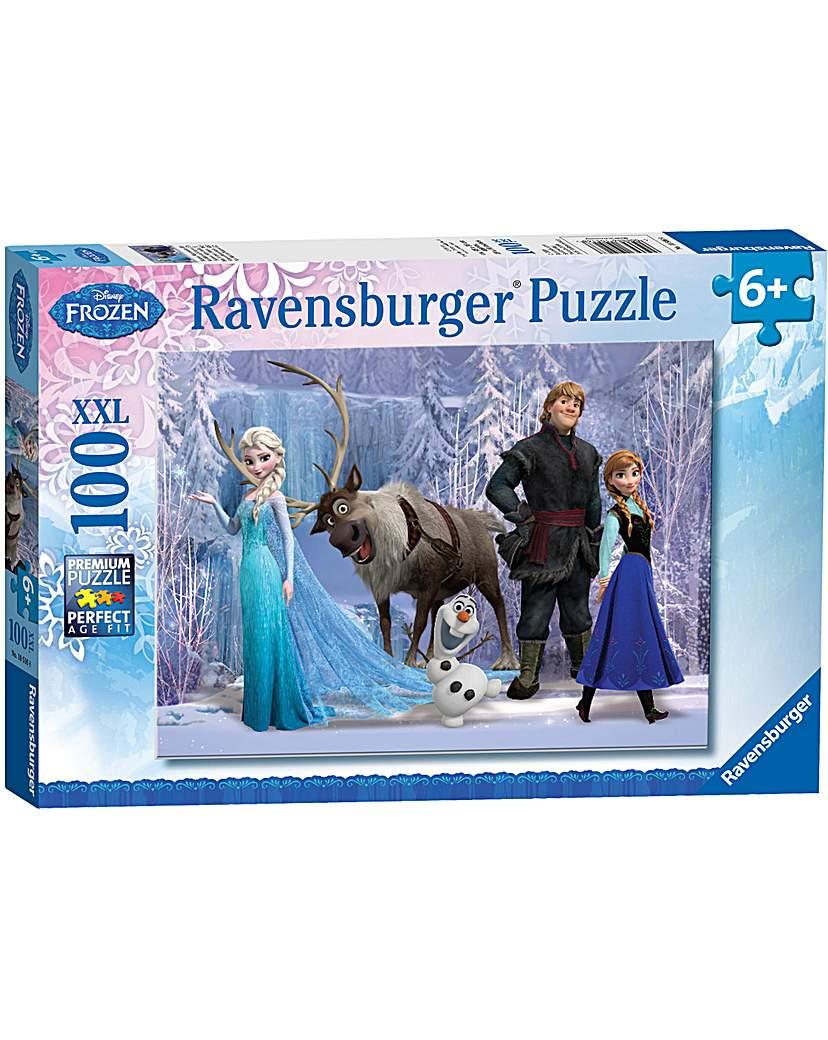 Disney Frozen XXL 100 Piece Jigsaw