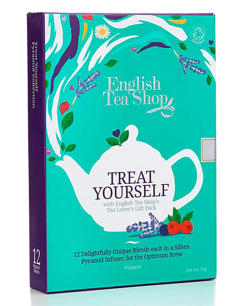 English Tea Shop Organic Book