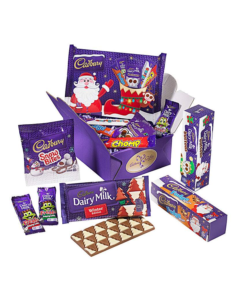 Cadbury Chocolate Gift Set