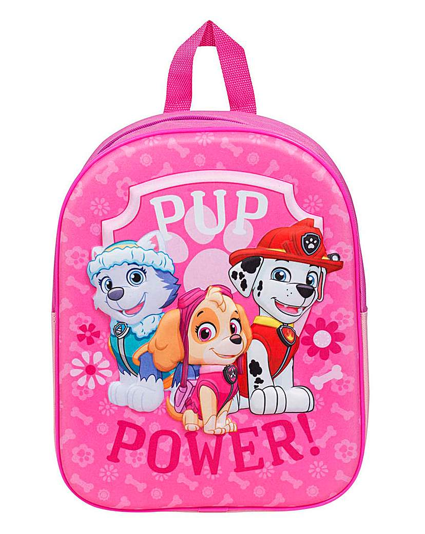 Paw Patrol EVA Junior Backpack - Girls