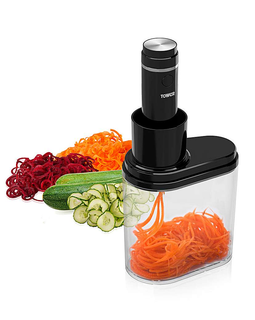 Tower 100W Electric Spiralizer
