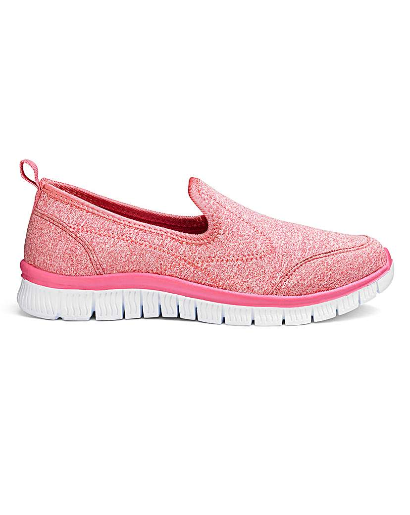 Cushion Walk Slip On Trainers.