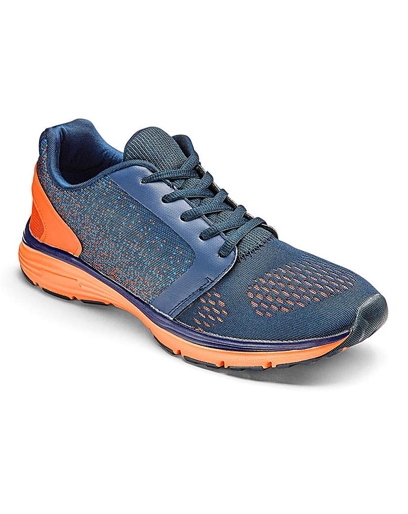 Image of Capsule Active Knitted Trainers