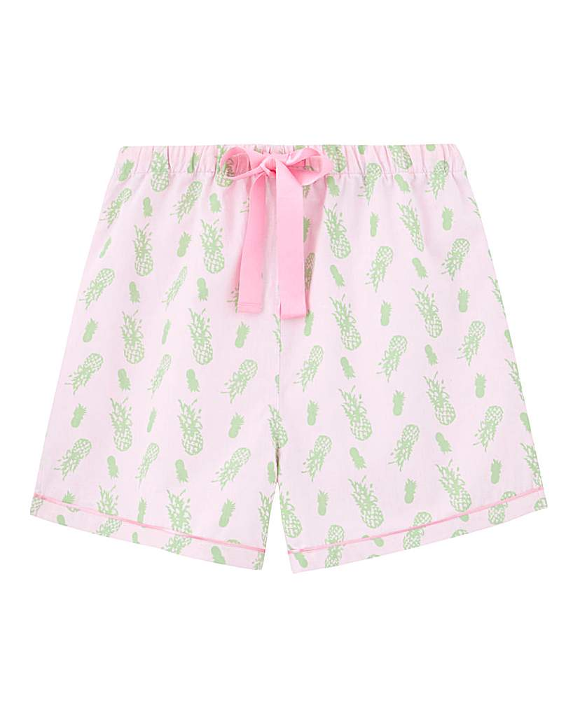 Image of Pretty Secrets Cotton Shorts