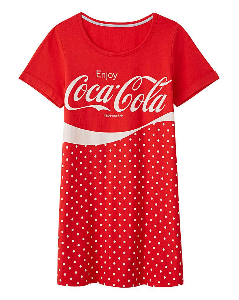 Image of Coca Cola Nightie