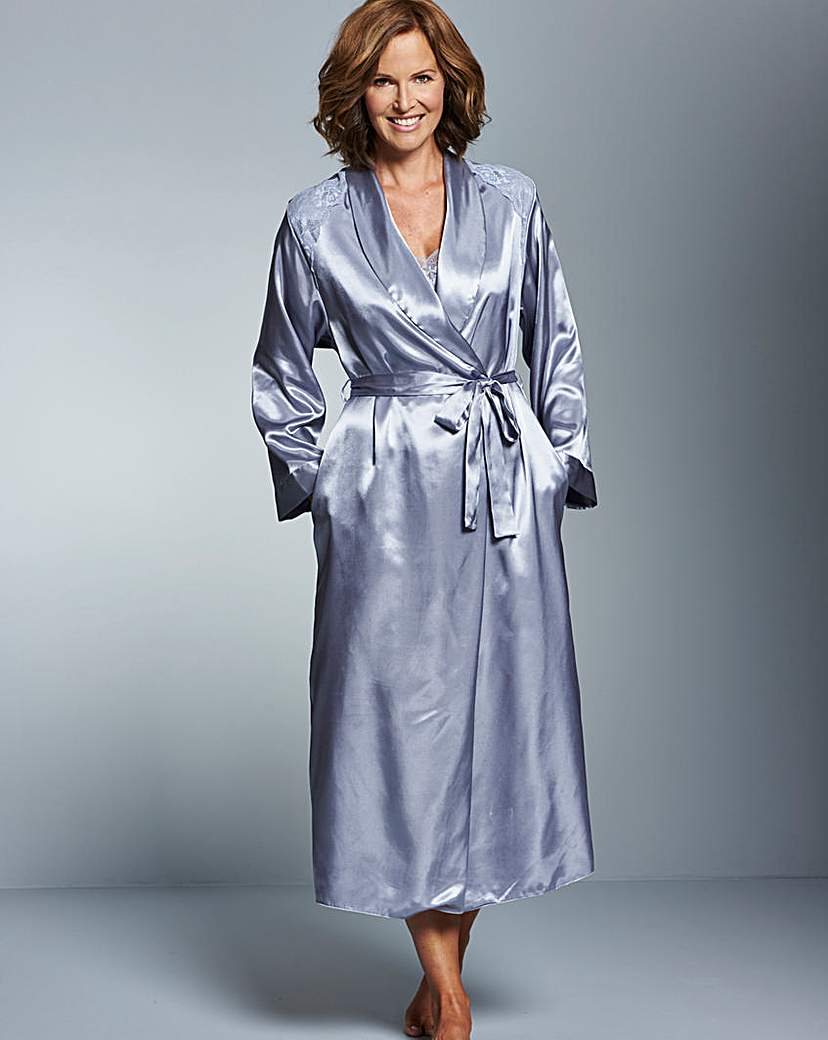 Pretty Secrets Satin Gown