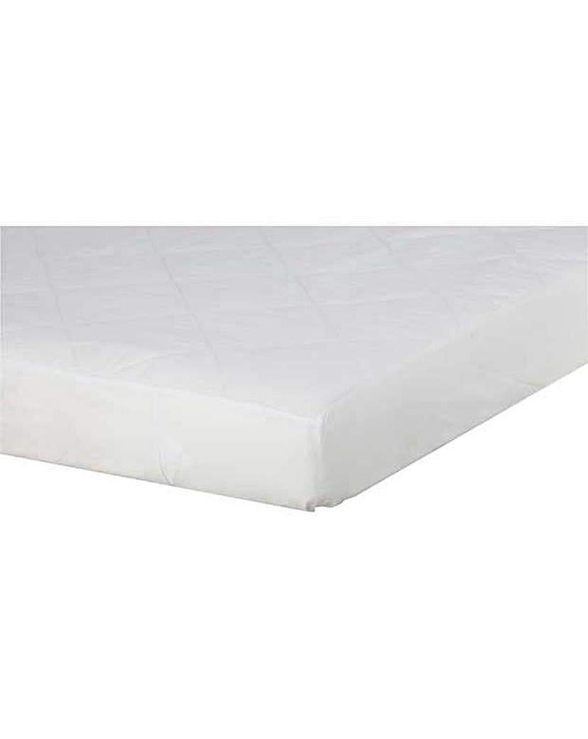 cot bed waterproof mattress protector