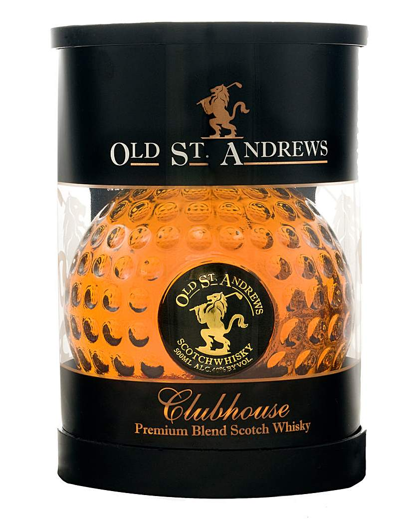 Old St. Andrews Mega Whisky Golf Ball