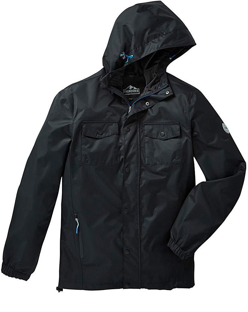 Snowdonia Waterproof Pocket Jacket