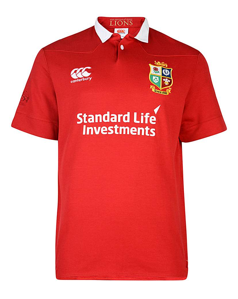 Canterbury Lions Classic SS Jersey.