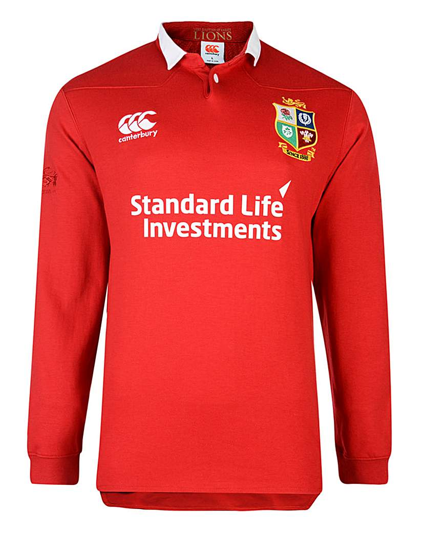 Canterbury Lions Classic LS Jersey.