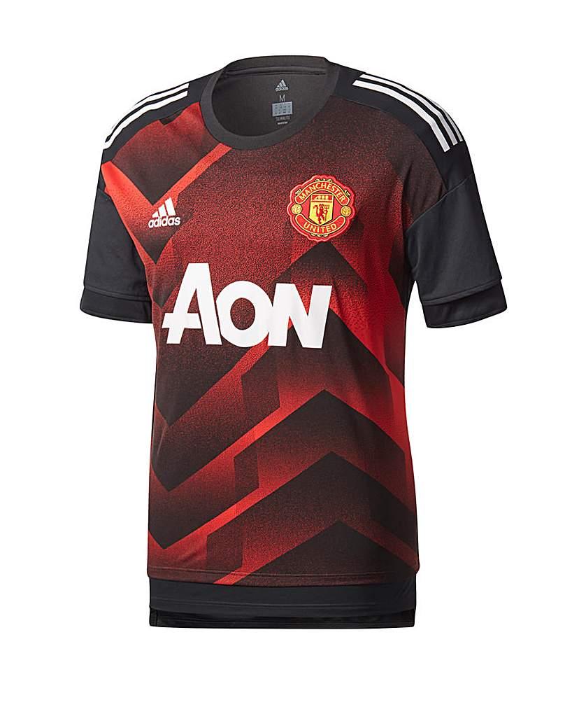 Manchester United Replica Match Jersey