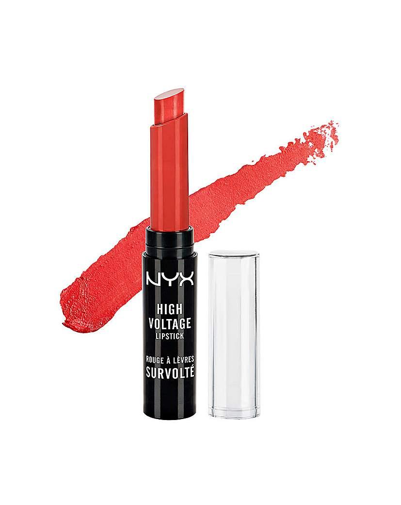 Image of Nyx High Voltage Lipstick Rock Star