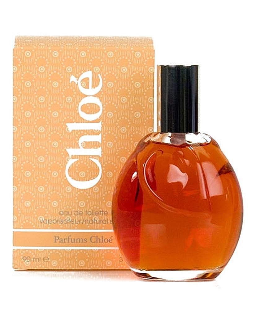 Image of Chloe Eau De Toilette 90ml Spray